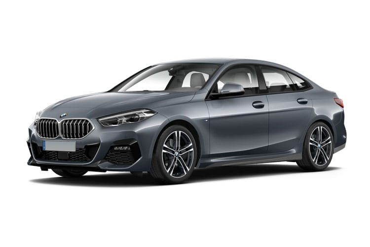 Front view of BMW 218i Gran Coupe 1.5 136 Sport (MY2021.01)