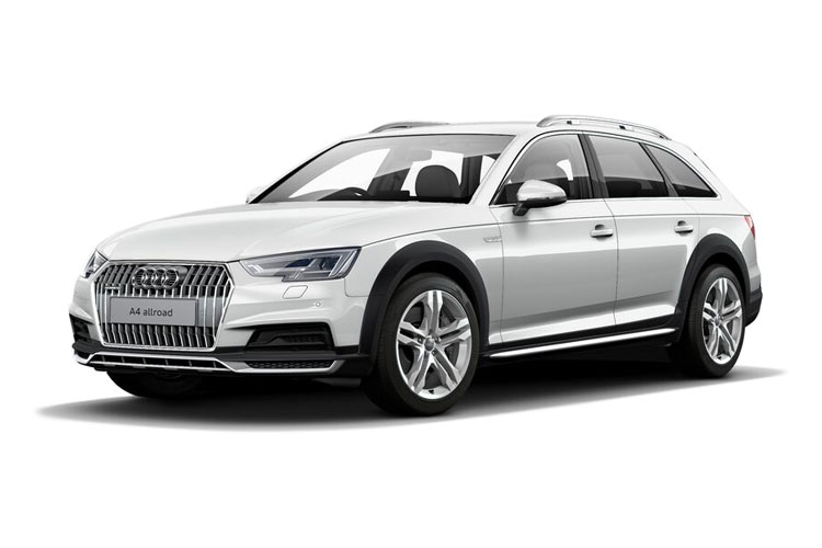 Front view of Audi A4 Allroad 50 TDI Quattro 286 Vorsprung Tiptronic (MY2021.01)