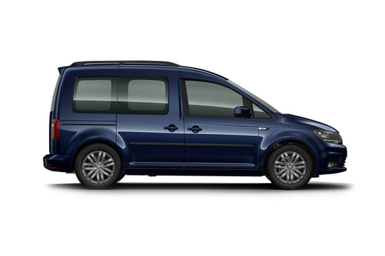 Detail view of Volkswagen Caddy Maxi Life C20 2.0 TDI 102