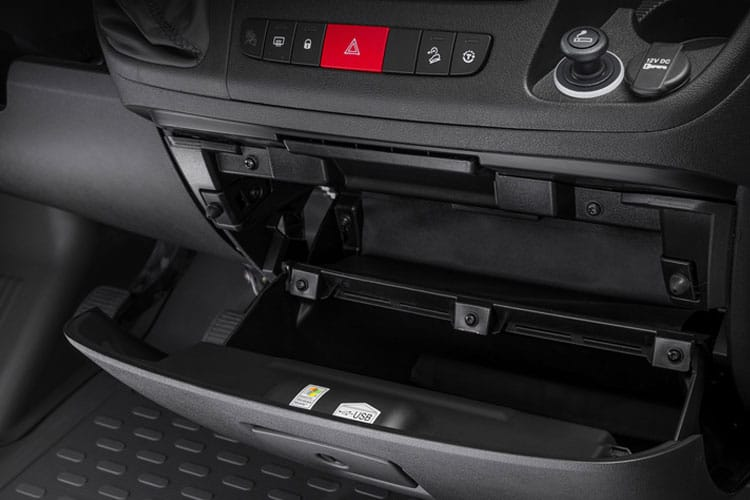 Detail view of Fiat Ducato Platform Cab MH1 35 MWB 2.3 Multijet Power