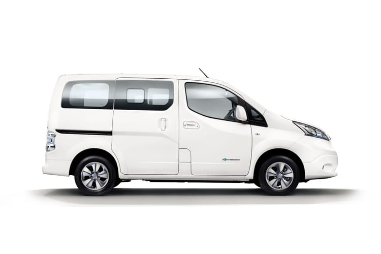 Detail view of Nissan e-NV200 Combi 109ps Visia 7Seat 50KWCH