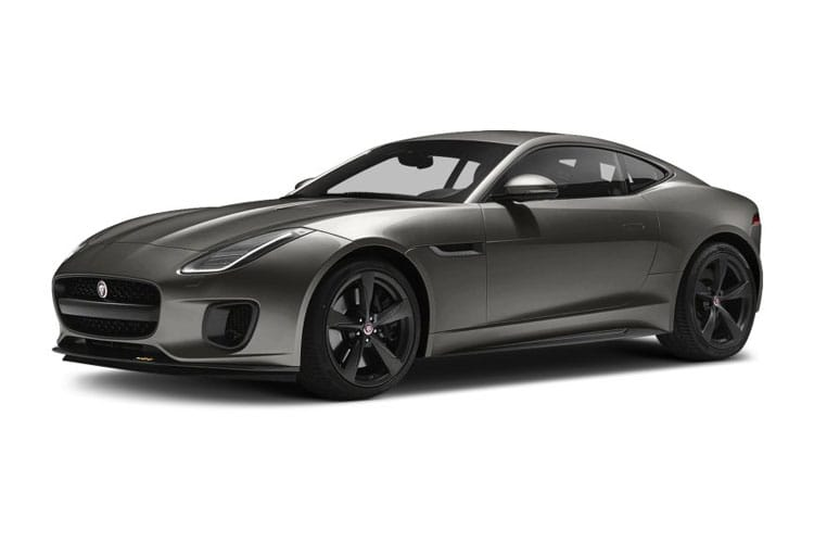 Jaguar F-Type Coupe 2.0 i4 300PS R-Dynamic Auto