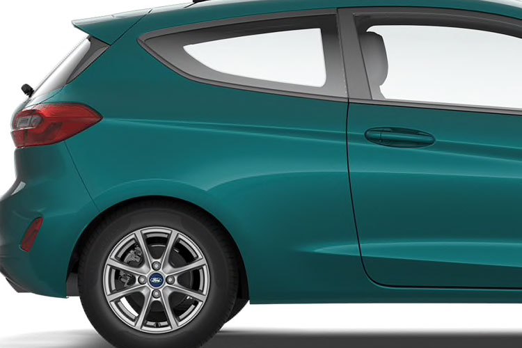 Detail view of Ford Fiesta 3 Door 1.5T EcoBoost 200 ST-2 Nav (MY2021)