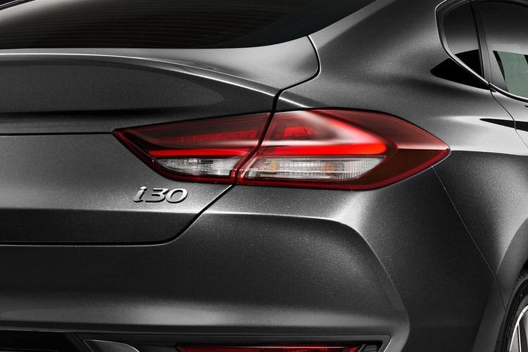 Detail view of Hyundai i30 5 Door Fastback 1.0 T-GDi 120ps Premium