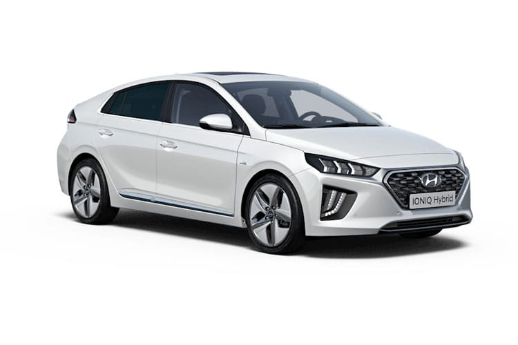 Hyundai Ioniq Hatch 1.6 GDI Hybrid SE Connect DCT