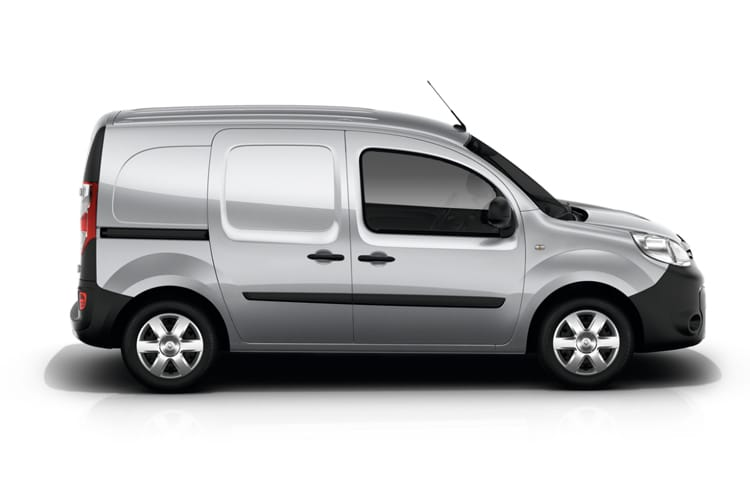Back view of Renault Kangoo Van Maxi LL21dCi 115 Energy Business+