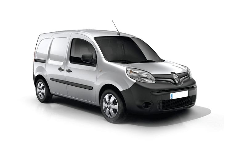 Front view of Renault Kangoo Van Maxi LL21dCi 115 Energy Business+