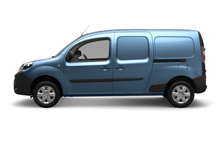 Detail view of Renault Kangoo LL21 i Maxi ZE 33 Business