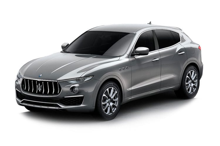 Front view of Maserati Levante 3.0 V6 350hp GranSport Nerissimo Auto