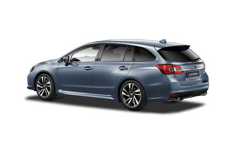 Back view of Subaru Levorg 5 Door Sports Tourer 2.0i GT Lineartronic