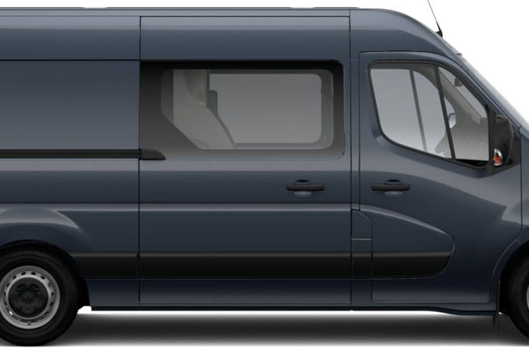 Detail view of Renault Master Crew Van FWD LM35 dCi 135 Business