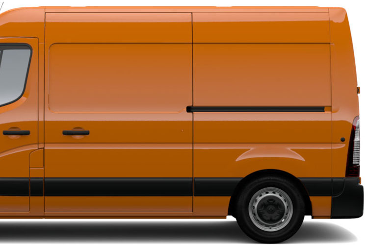 Detail view of Renault Master 4X4 MML35 dCi 130 Business