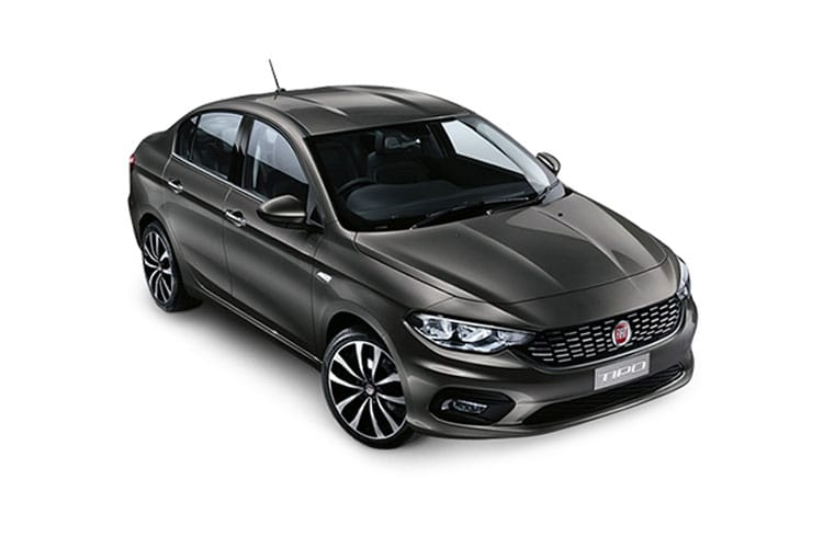 Front view of Fiat Tipo 4 Door Saloon 1.4 95hp Easy