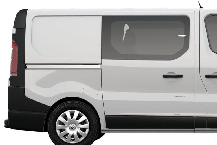Detail view of Renault Trafic Crew Van LL30dCi Energy 120 Business