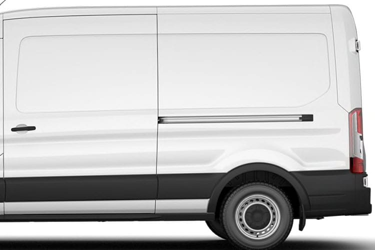 Detail view of Ford Transit 330 L3H3 2.0TDCi 105 EcoBlue Leader FWD