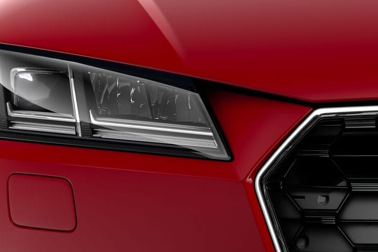 Detail view of Audi TT Coupe 45 TFSI 245ps Black Edition S Tronic (MY2021.01)