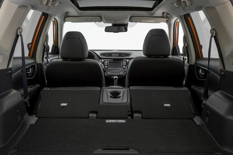 Detail view of Nissan X-Trail 1.3 Dig-T N-Design 7Seat DCT