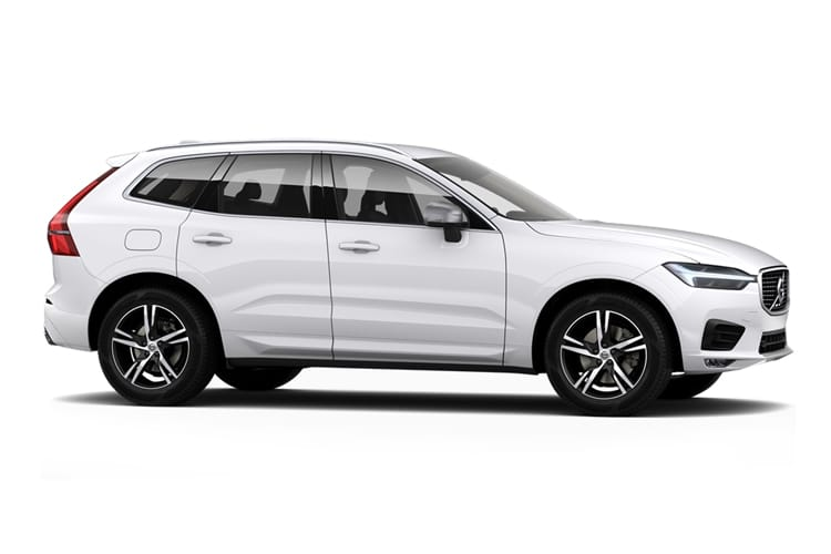 Front view of Volvo XC60 2.0 B5 P 250hp Momentum Auto FWD (MY2021)