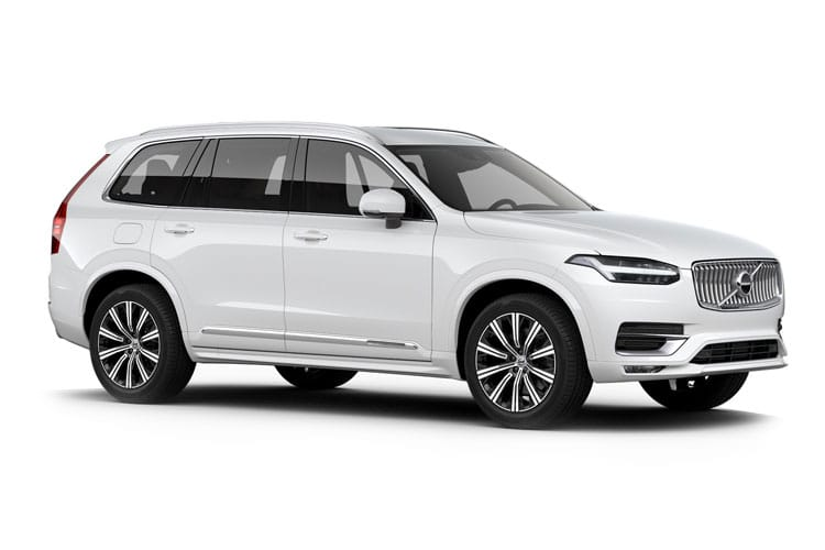 Front view of Volvo XC90 2.0 B5 D 235hp Momentum Auto AWD (MY2021)
