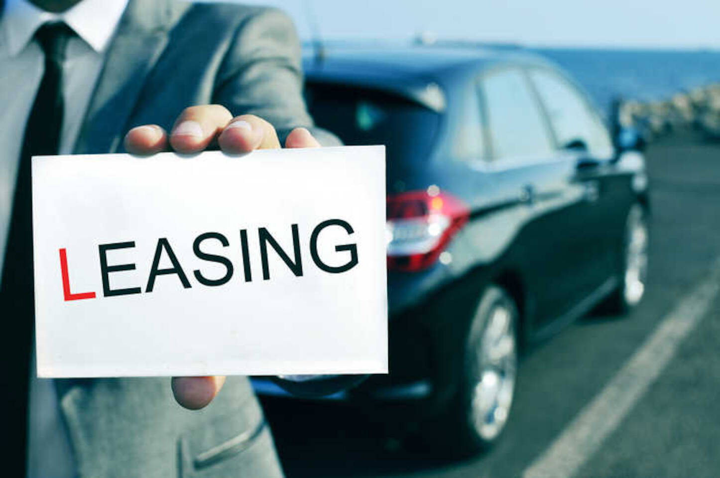 More UK businesses are leasing vehicles