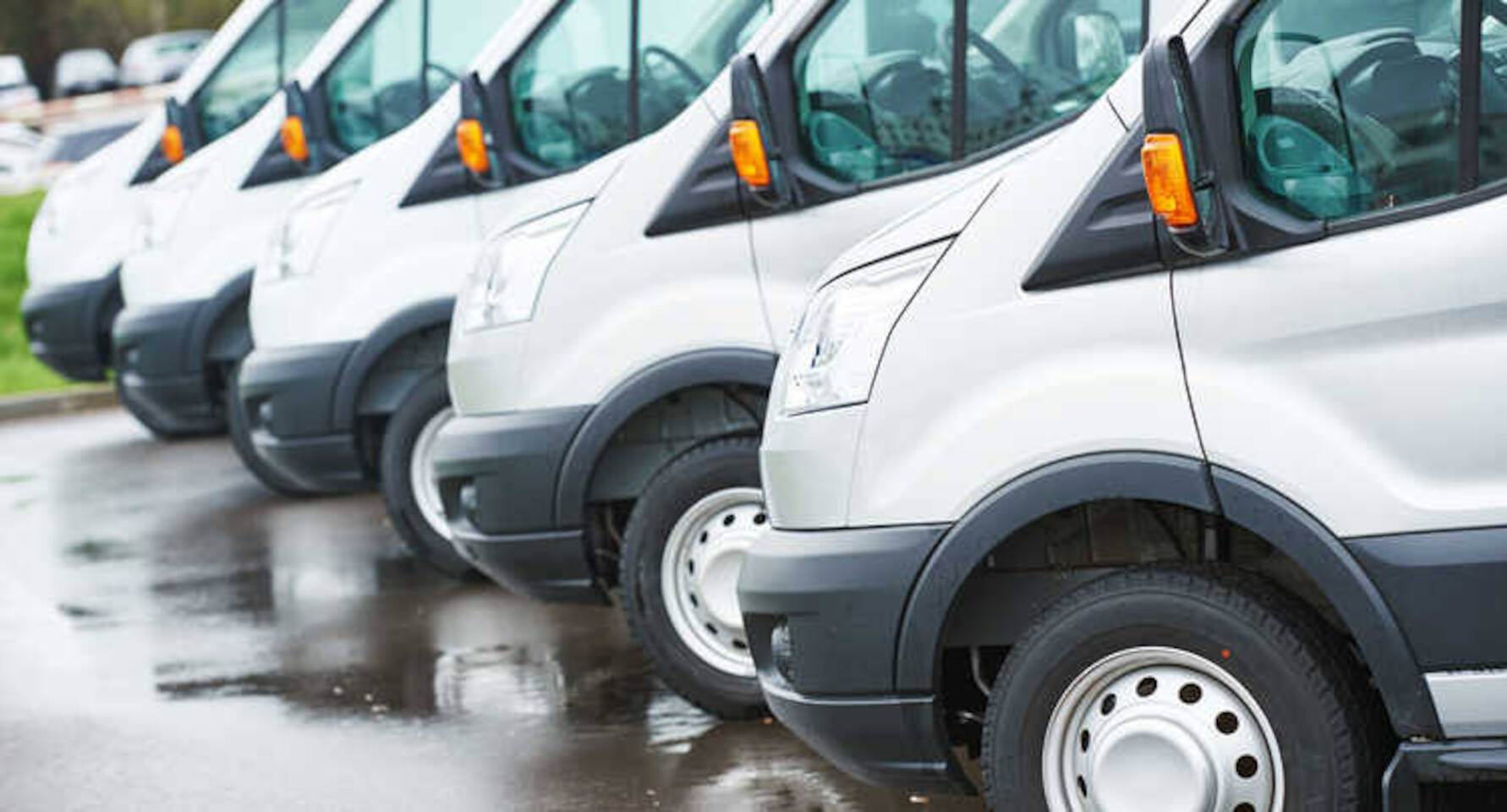 Light commercial vans sales increase