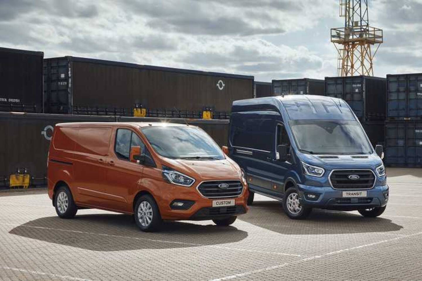 Updated Ford Transit Arriving Mid-2019
