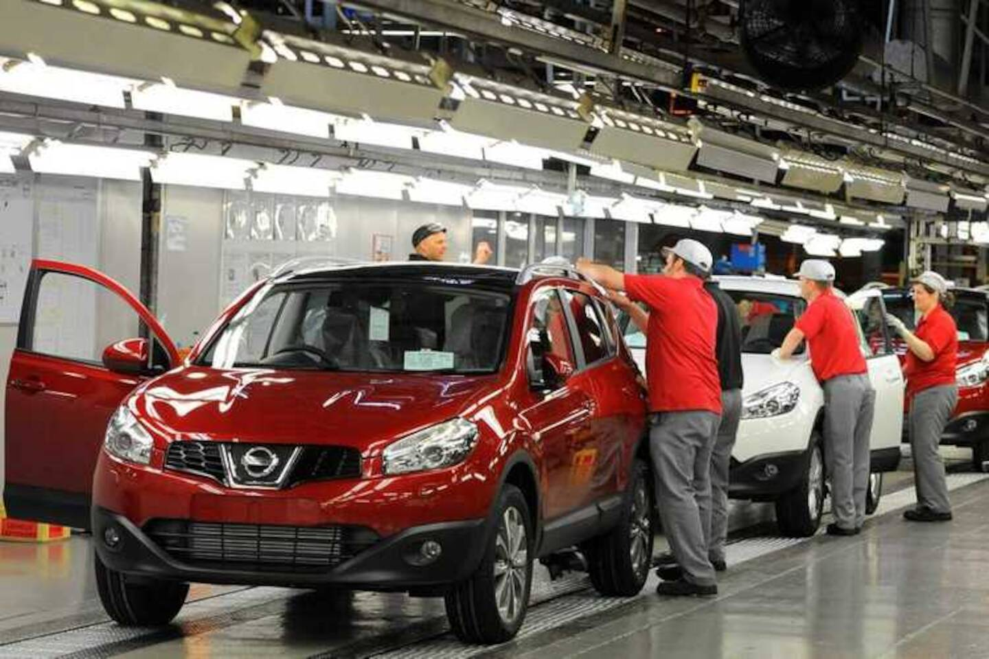 Nissan Cancels X-Trail UK plans