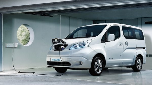 Nissan NV200 electric