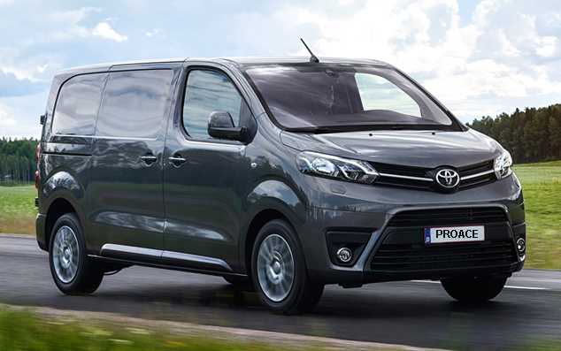 Toyota Proace Leasing